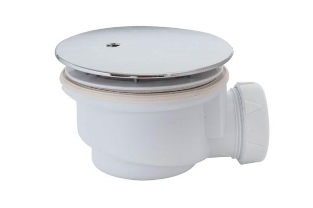 V lvula plato ducha 90 embellecedor asinox for Valvula plato de ducha